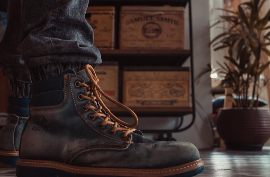 Blundstone Herren Schuhe -Traditionsarbeit aus dem Outback